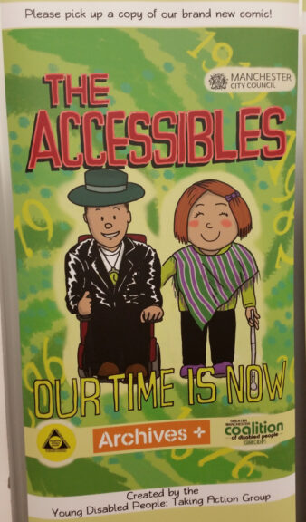 Disability History Month, Greater Manchester Coalition of Disabled People