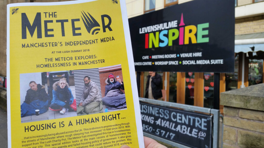 The Meteor Explores: Homelessness in Manchester