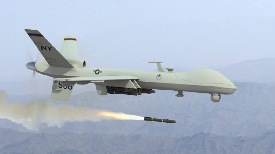 drone strike assassination