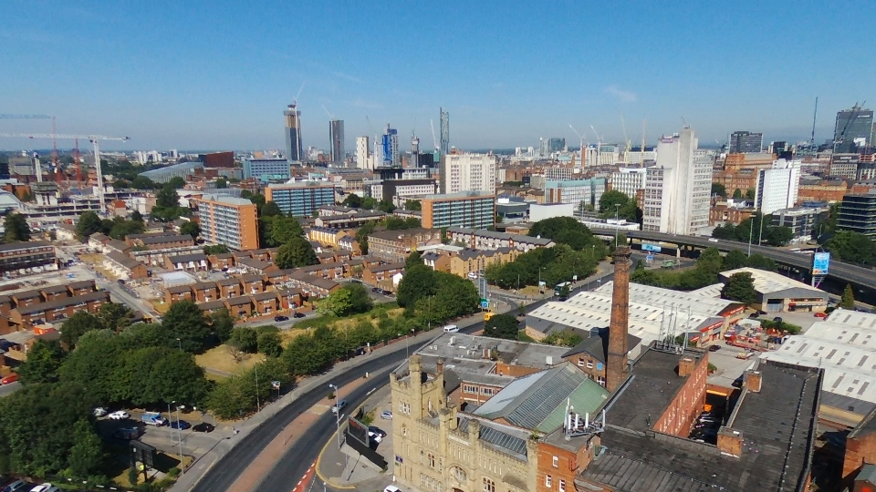 Selling Manchester by the Offshore Pound