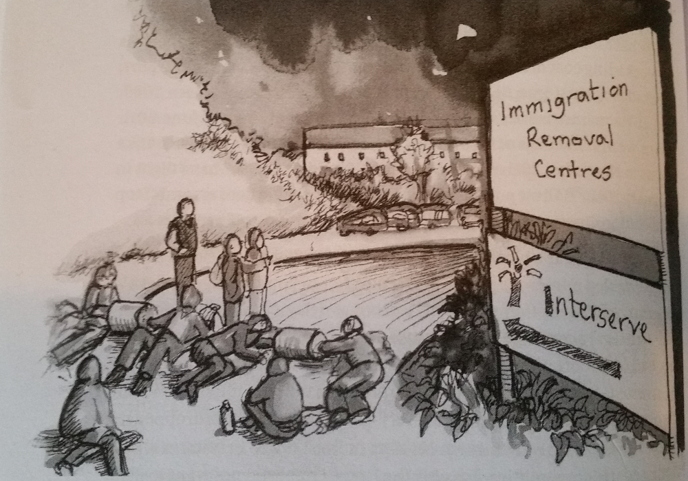 hostile enivronment immigration