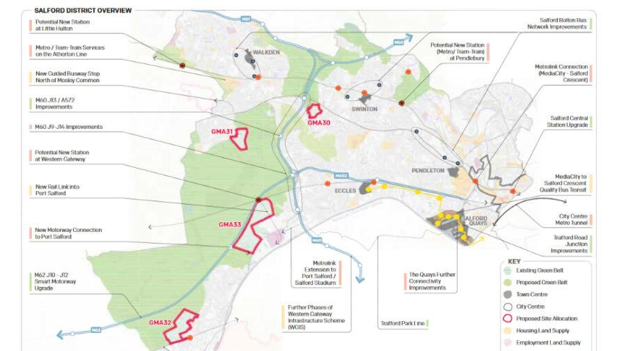 Greater Manchester Spatial Framework