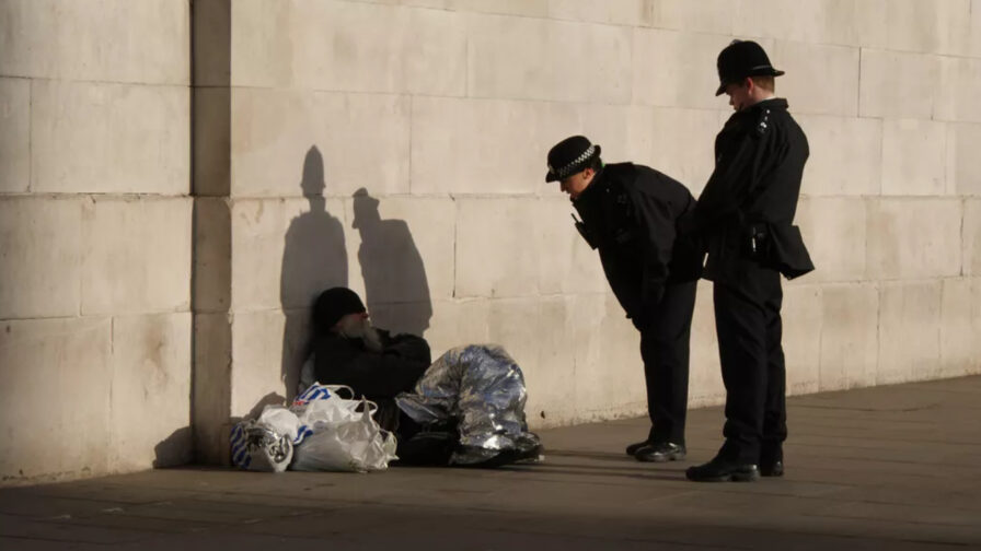 Public Space Protection Orders homeless people