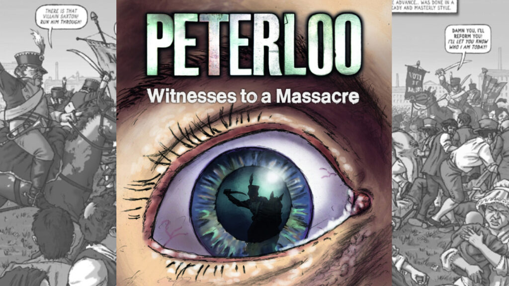 Peterloo six acts