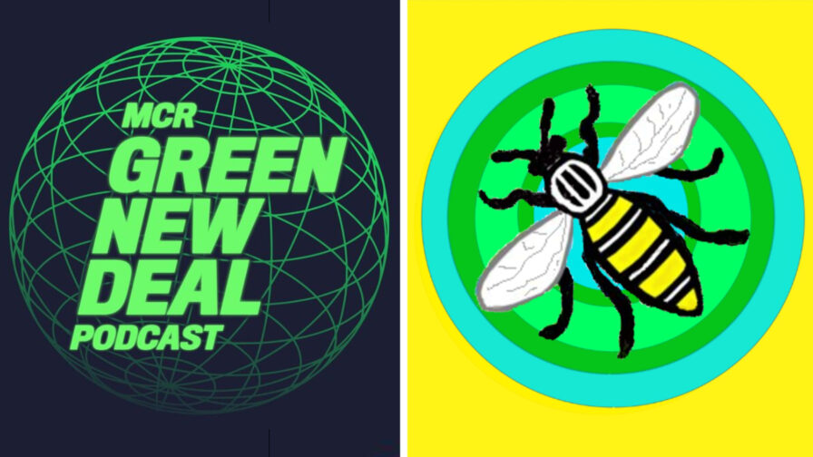 Green New Deal Degrowth
