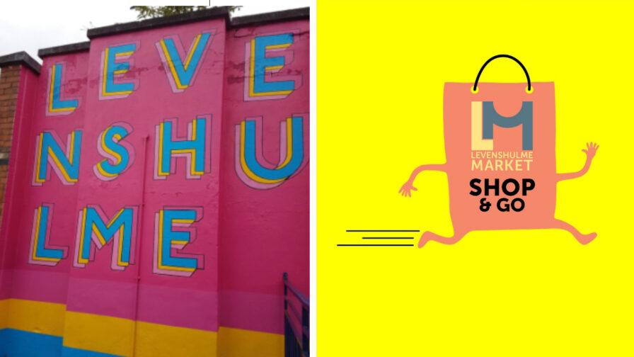 Levenshulme Market Shop & Go logo