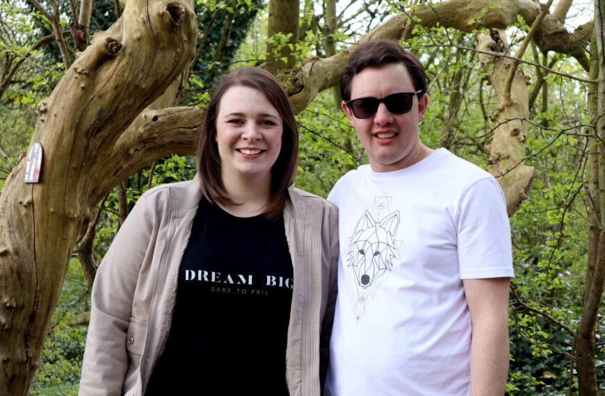 Orior Apparel – couple inspired by nature, plant a tree for every item purchased