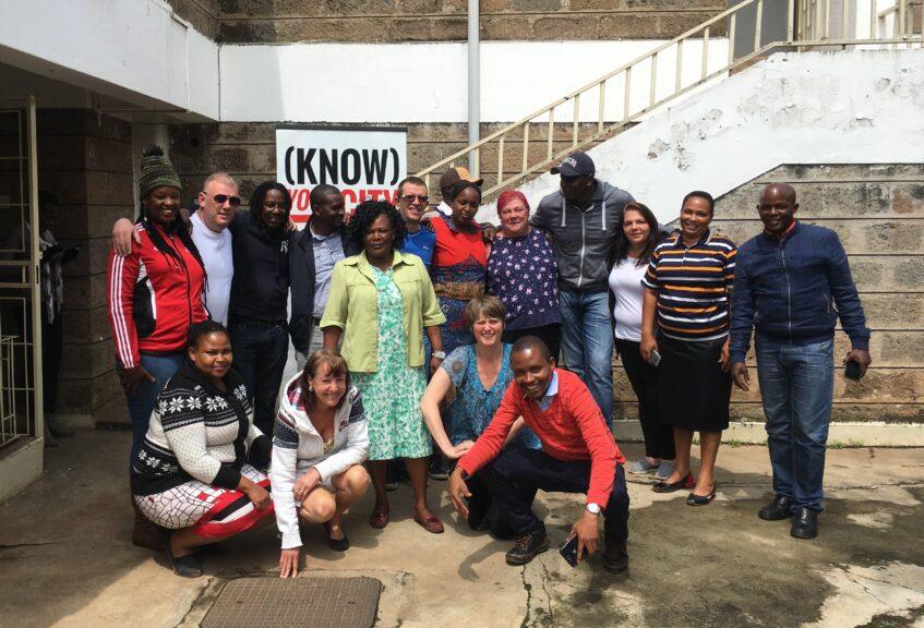 GM Savers network members in Nairobi