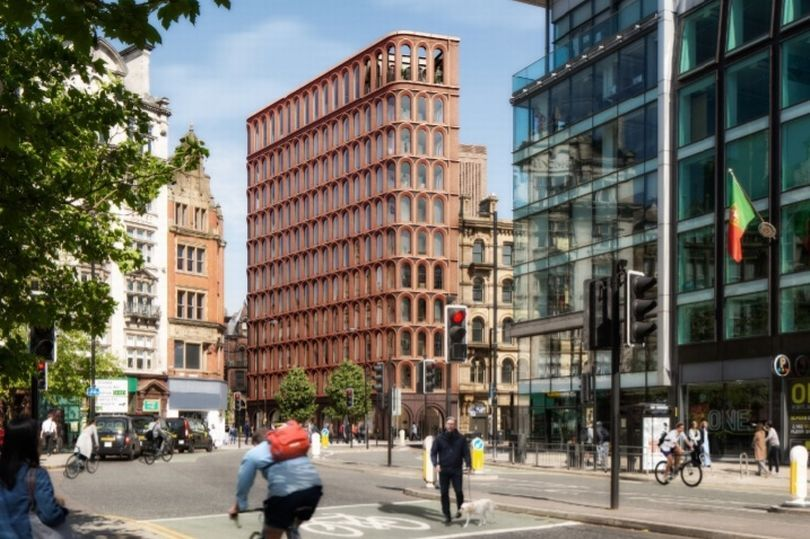 Proposed hotel at Piccadilly Gardens approved by planning committee.
