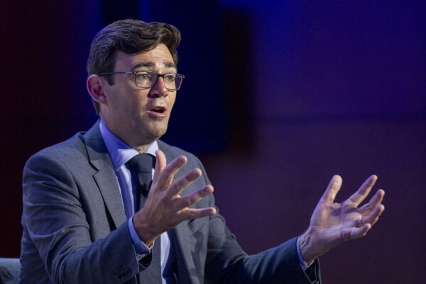 Burnham brands 'fire and rehire' practices 'industrial blackmail'