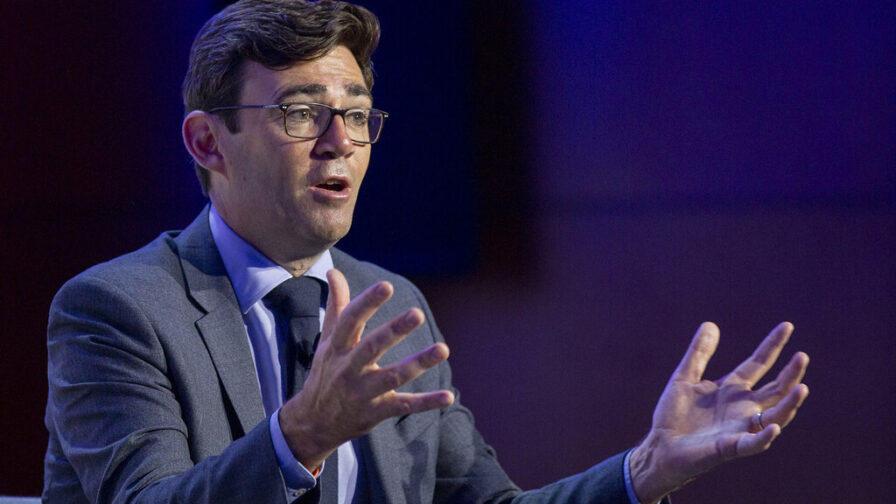 Andy Burnham criticises fire and rehire strategies.