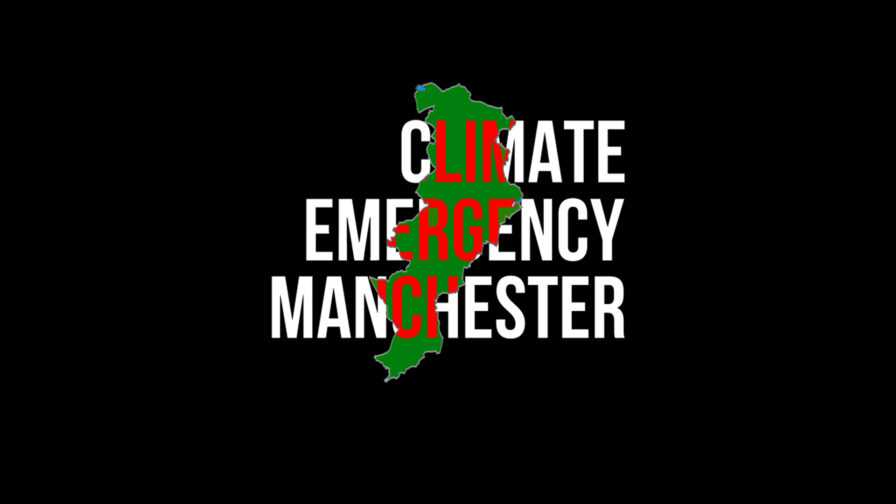 Climate Emergency Manchester Poster