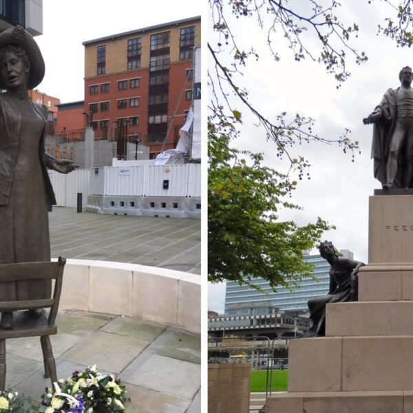 Have your say on Manchester's statues and monuments – do they do the city justice?