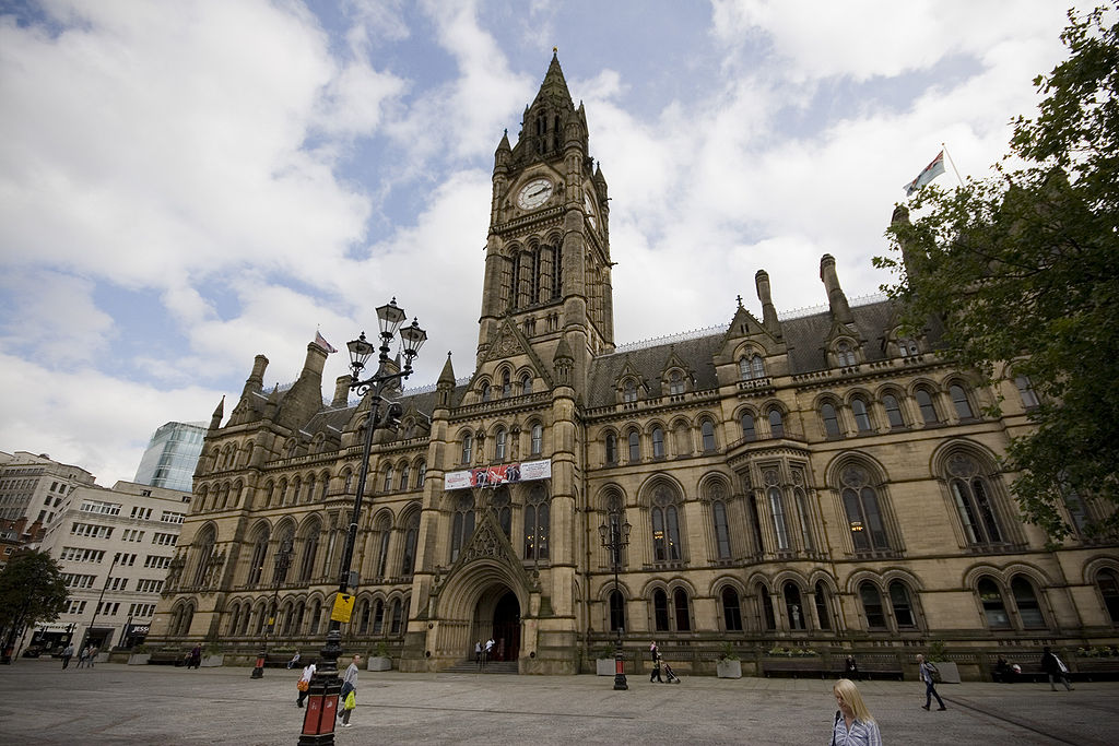 Manchester town hall - Council approves new Climate and Environment Scrutiny Committee