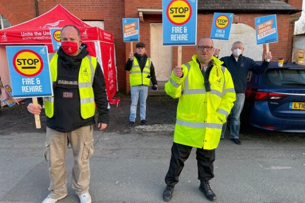 How Manchester's bus drivers beat 'fire and rehire'