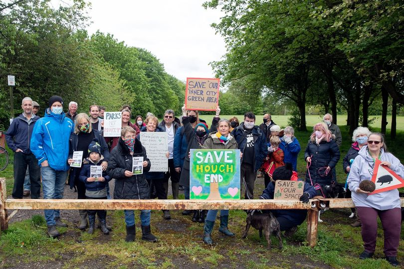 'It makes Manchester special' – locals slam plans to build on Hough End playing fields
