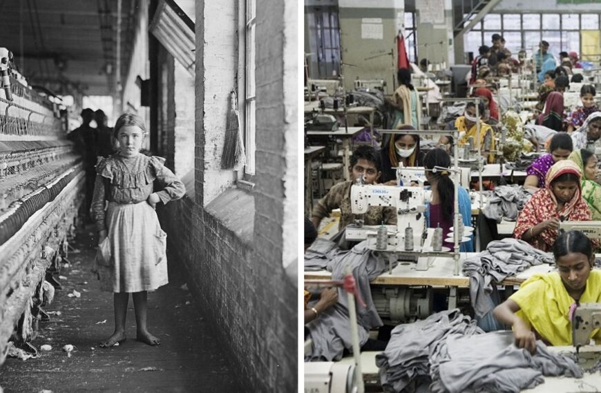 Undressing centuries of exploitation within Manchester's fashion industry