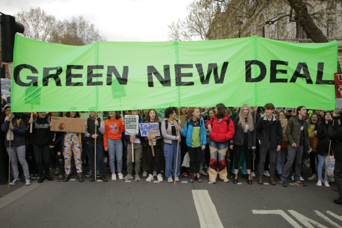 Blocking the Green New Deal motion is a huge mistake for Labour