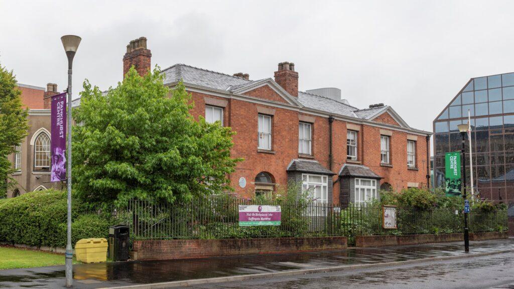Pankhurst centre in Manchester
