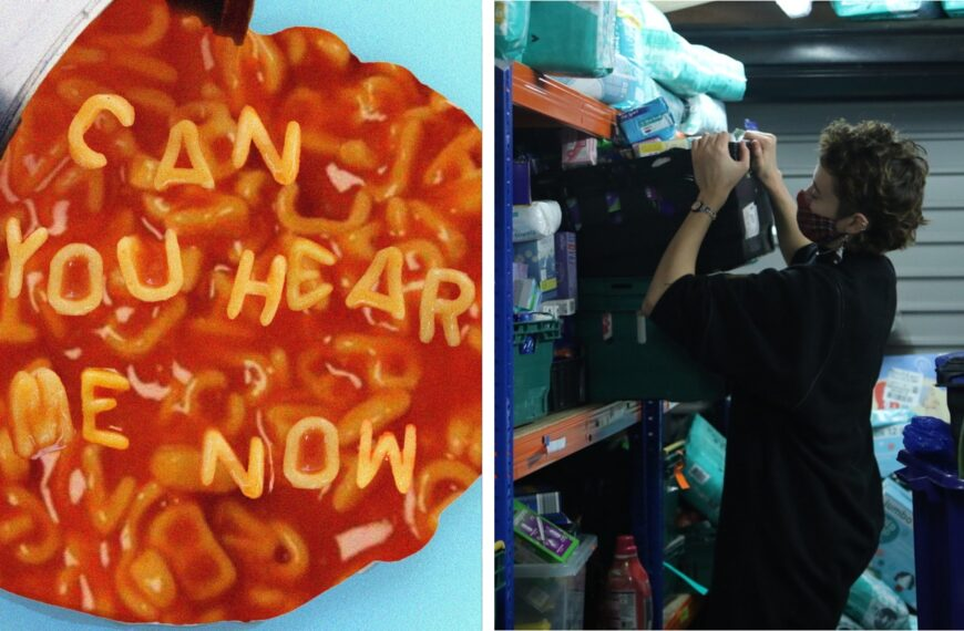Food bank users challenge negative stereotypes peddled by politicians