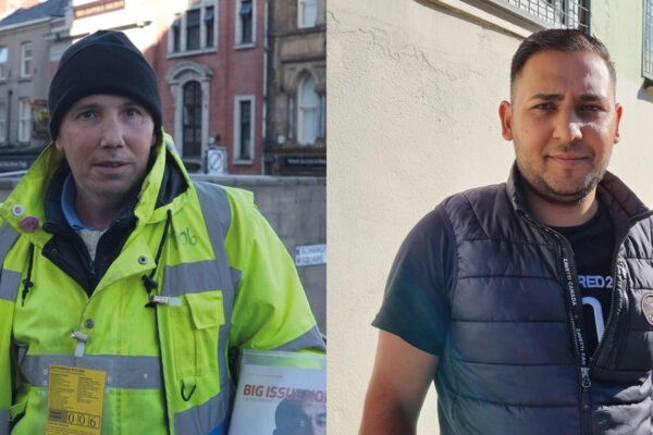 'Covid has totally changed everything for me' – Big Issue North vendors in Greater Manchester